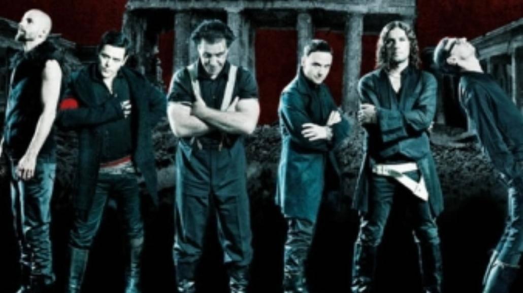 Dwa dni z Rammsteinem