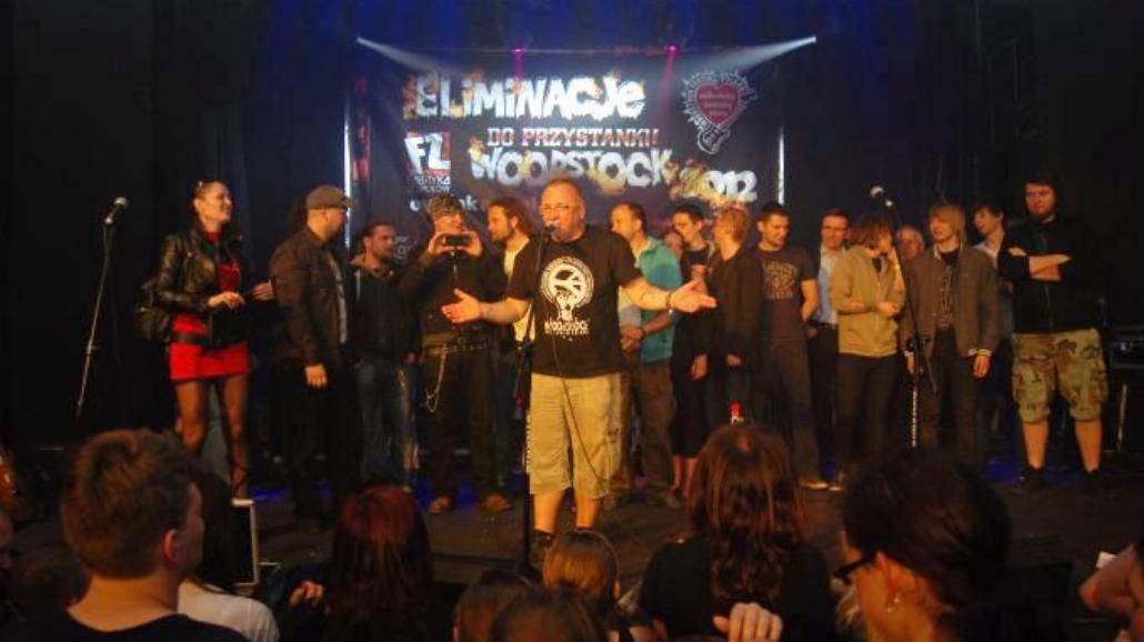 Olsztyńskie Eliminacje do Woodstocku - wyniki