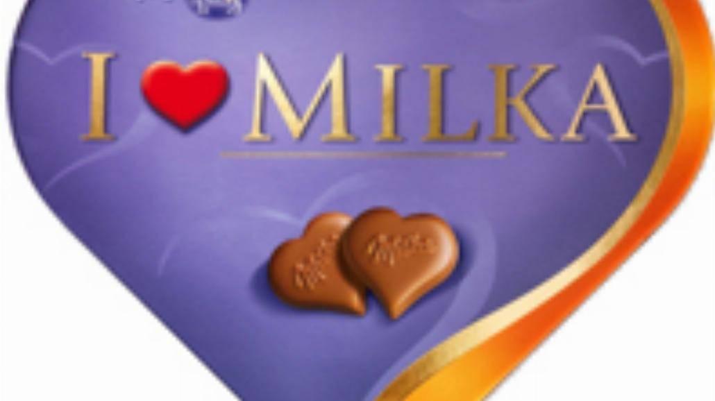 Walentynkowa oferta Milki