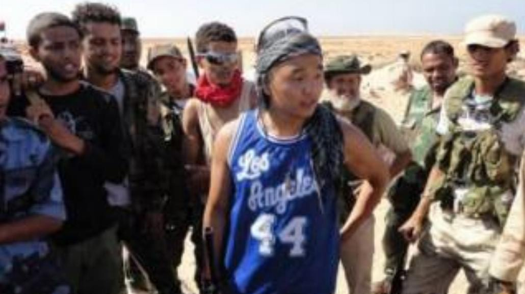 Studenckie wakacje z Kaddafim