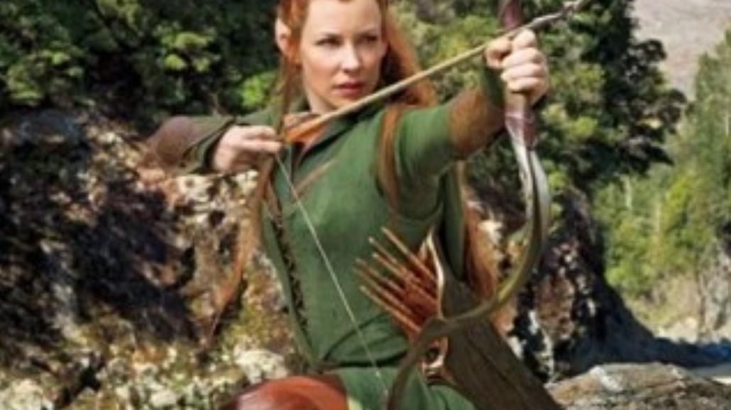 Nowe zdjęcie z drugiej części Hobbita