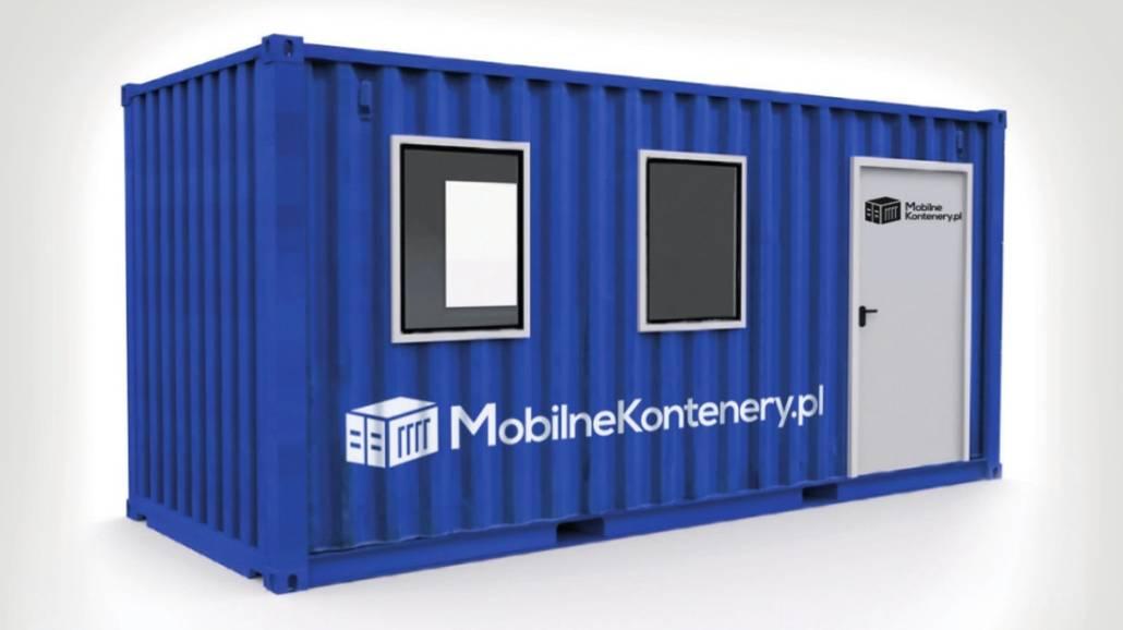 Mobilne kontenery