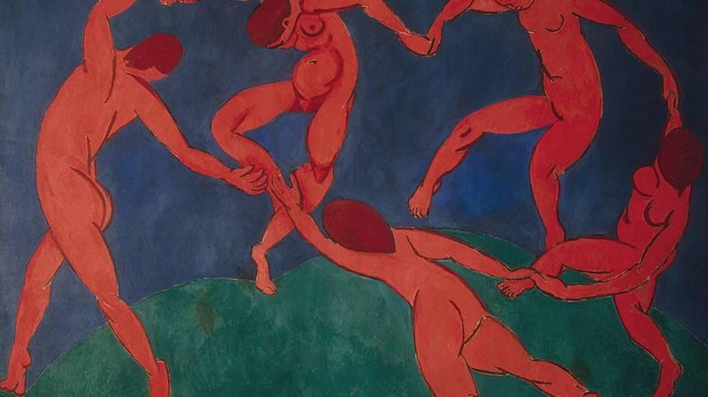 Taniec, Henri Matisse