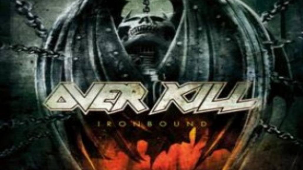 """Overkill - """"Ironbound"""""""