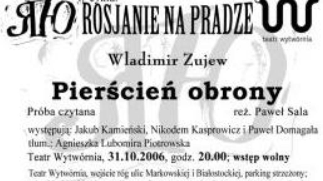 Rosjanie na Pradze