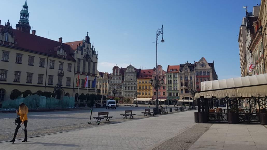 ogrÃłdki gastronomiczne Wrocław