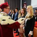 WSAiB w Gdyni - inauguracja roku akademickiego 2019/2020 - Początek zajęć, Immatrykulacja, Jubileusz, WSAiB, Rektor, Informacje, Ceremonia