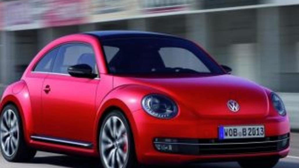 Tak wygląda nowy Volkswagen Beetle! (FOTO)