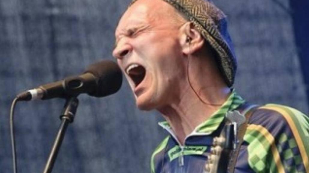 Legendy Rocka w deszczowej aurze (foto)