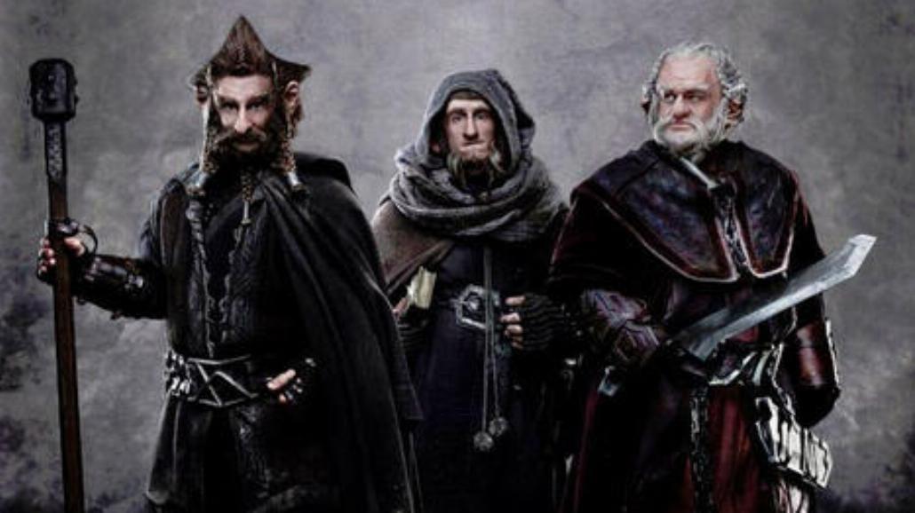 Pierwsze zdjęcie krasnoludków z Hobbita