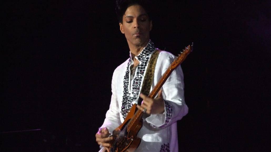 Nieznane dotąd nagrania Prince'a ujrzą światło dzienne
