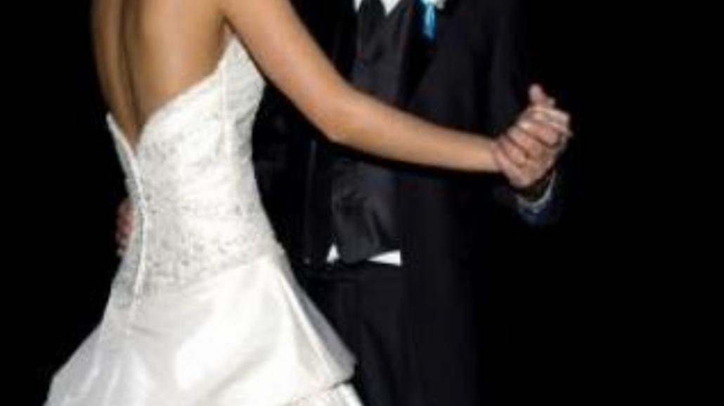Roztańczony ślub
