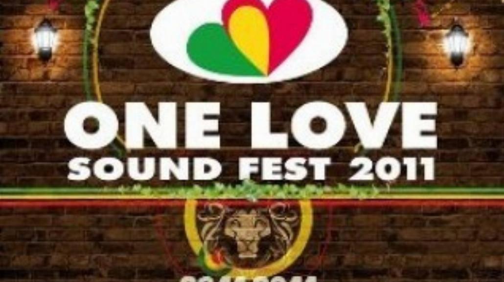 Artyści One Love Sound Fest 2011!