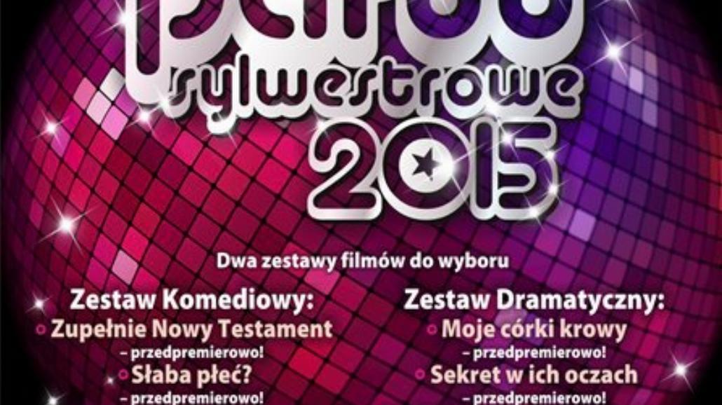 Filmowy Sylwester 2015 w Multikinie - zobacz co zagrają!