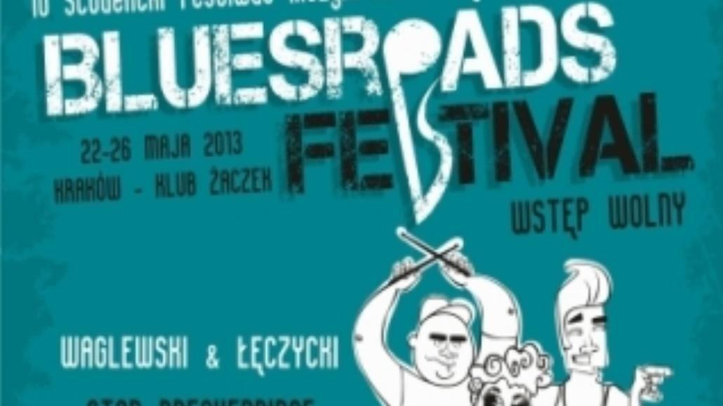 Bluesroads Festival w Krakowie!