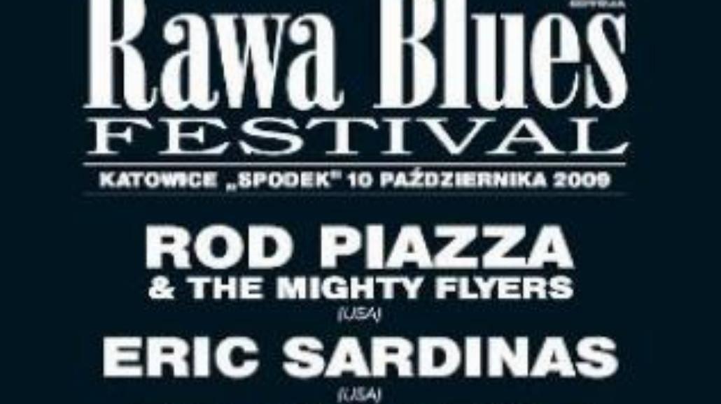 Dziś rusza Rawa Blues Festival