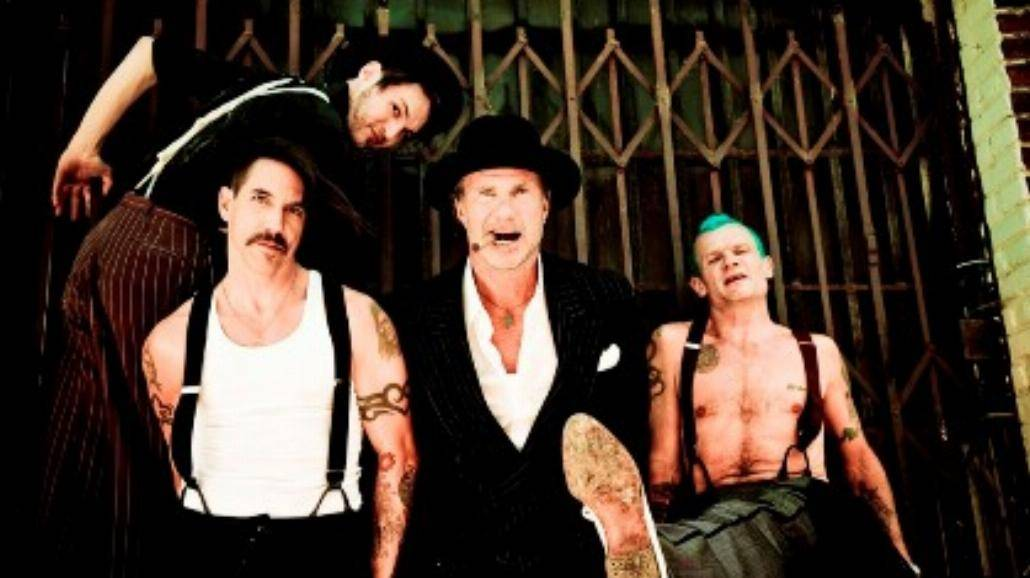 Red Hot Chili Peppers na zabawie sylwestrowej