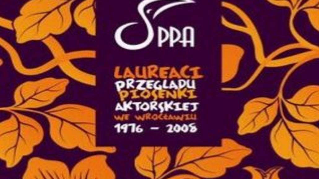 """""""Laureaci Przeglądu Piosenki Aktorskiej '76 - '08"""""""