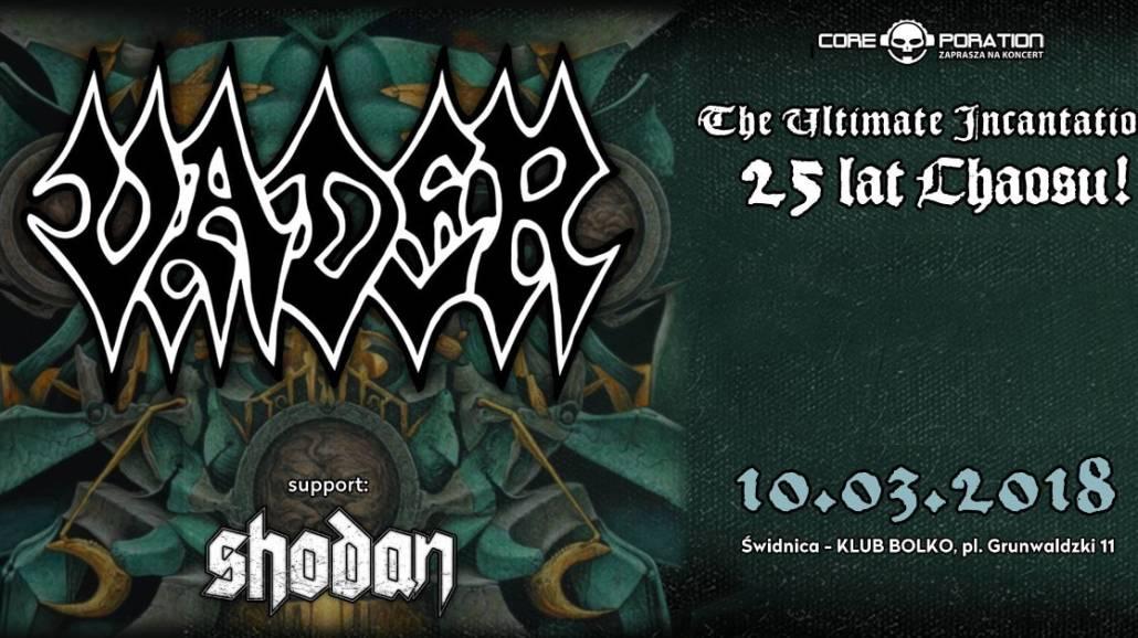 Plakat z koncertu
