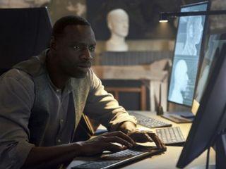 Lupin - recenzja serialu - ocena, 2021, Netflix, premiera, opinia