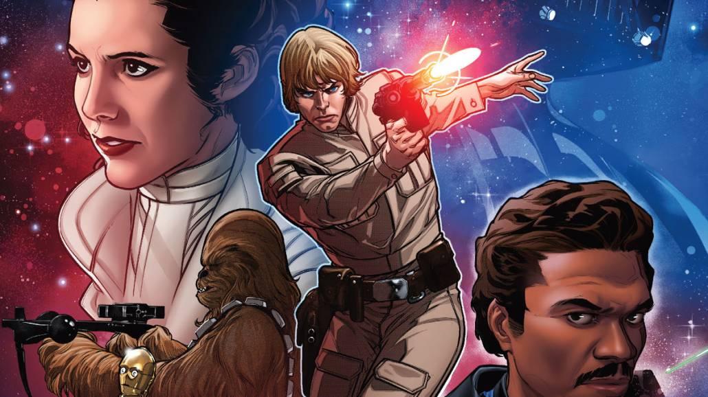 komiksyy gwiezdne wojny 2021