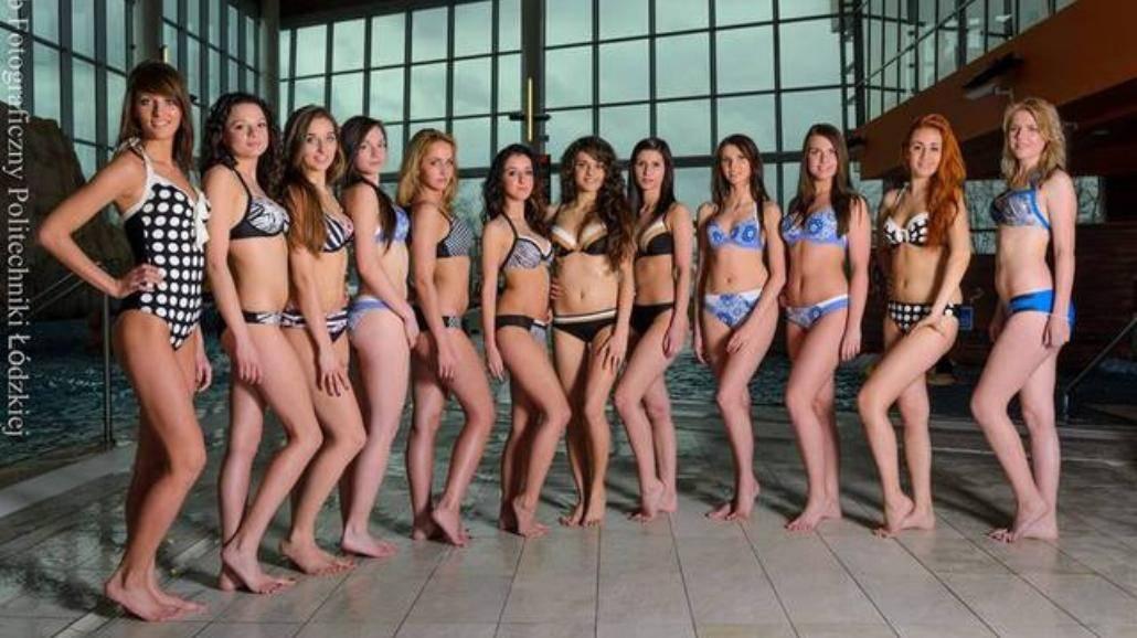 Kandydatki na Miss PŁ nie próżnują! (FOTO)