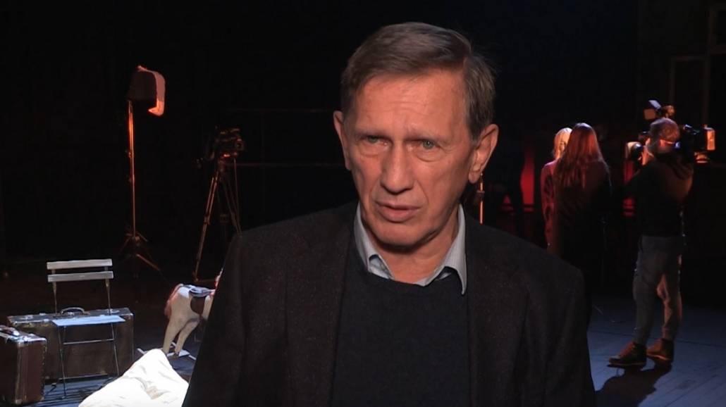 Jan Englert wywiad wideo