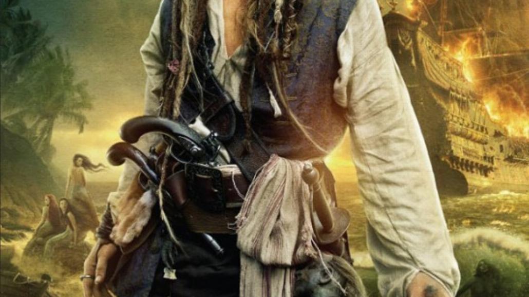 """Zobacz nowy plakat """"Piratów z Karaibów"""""""