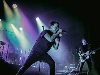The Rasmus zagrał we Wrocławiu [ZDJĘCIA] - koncert, koncerty 2018, rock, rock alternatywny, foto, galeria zdjęć
