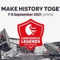 Weź udział w CONFidence Legends i twórzmy razem historię! - CONFidence, wydarzenie online