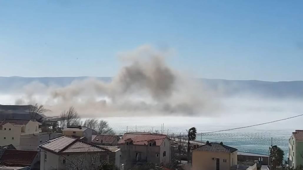 Zobacz na filmiku, jaką skalę zniszczeń wywołały wichury we Włoszech i Chorwacji!