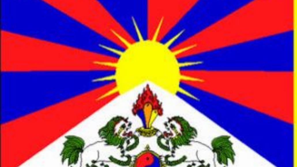 Z flagą Tybetu lub Białorusi za darmo
