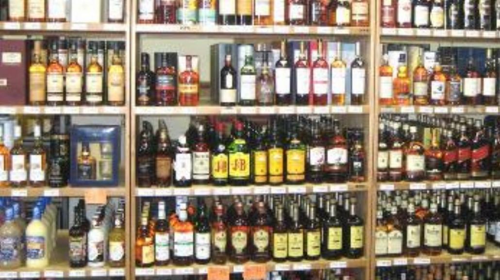Ze sklepów w centrum zniknie alkohol