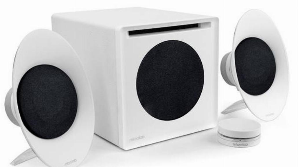 Microlab FC 50, głośniki na miarę XXI wieku