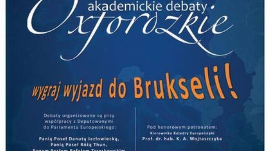 Akademickie Debaty Oksfordzkie 2010