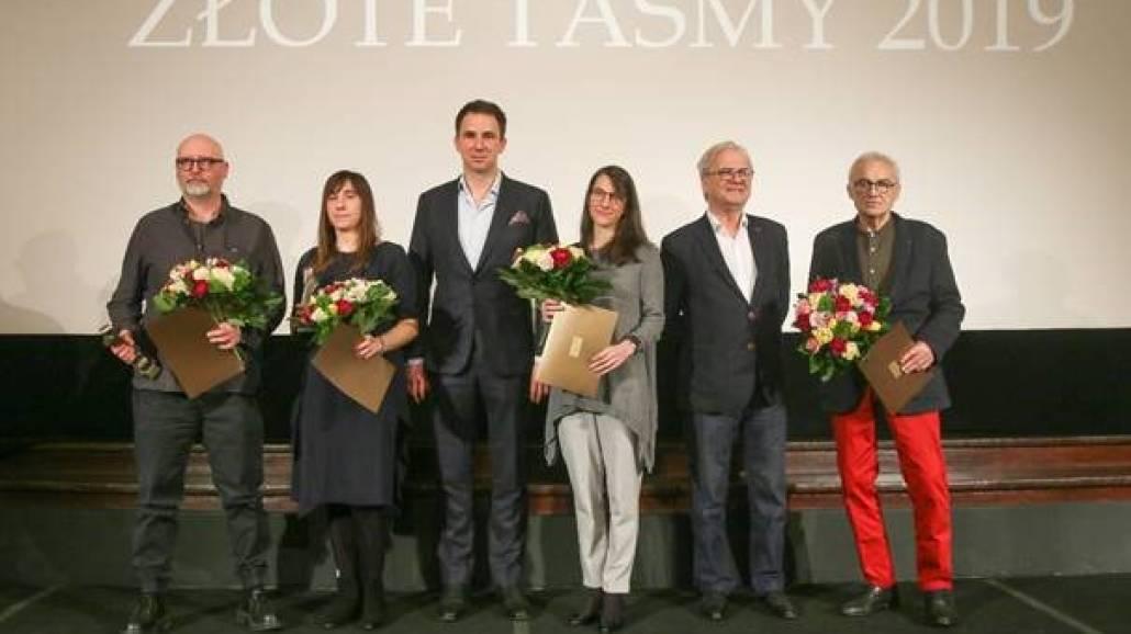 Złote Taśmy 2019 - laureaci
