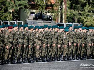 Wyższe limity przyjęć na uczelniach wojskowych od roku akademickiego 2019/2020 - kandydaci na studia wojskowe, limit miejsc, rozporządzenie, kształcenie żołnierzy