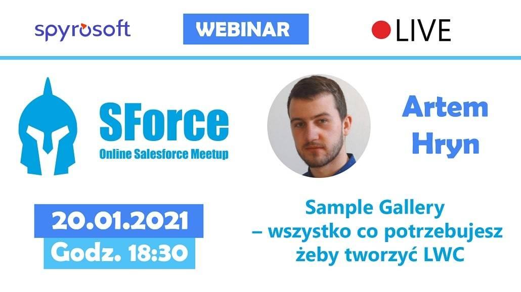 Wydarzenie dla pasjonatÃłw Salesforce