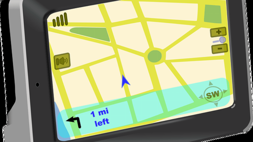 Mówiąca mapa hitem i pomocą dla niewidomych