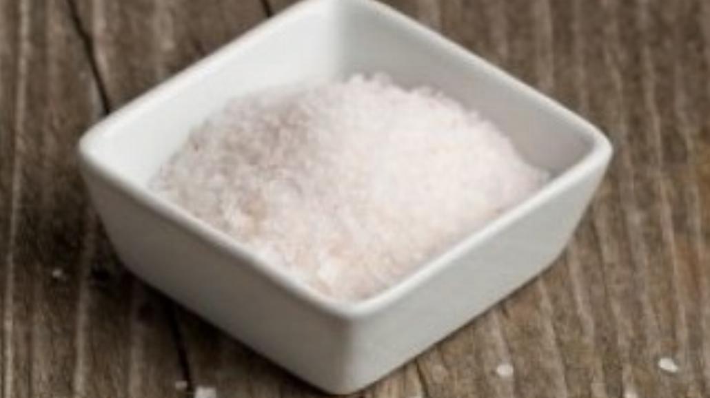 """Sól kuchenna - """"biały zabójca""""?"""
