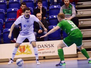 Akademickie derby Futsal Ekstraklasa Sp. z.o.o. na inaugurację sezonu w Gdańsku - sport akademicki, sezon, azs, zawodnicy, 2. kolejka