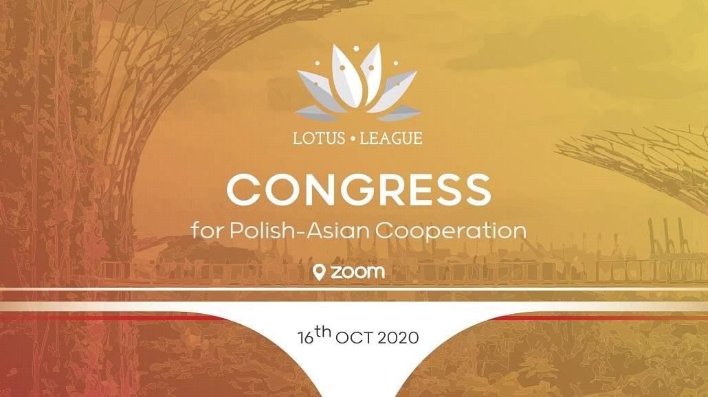 Kongres dla WspÃłłpracy Polsko-Azjatyckiej 2020