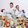 Młodzi zawodnicy Taekwon-do lecą na Puchar Świata do Australii - Taekwon-do ITF, Mistrzostwa świata, 2018, firma CSHARK