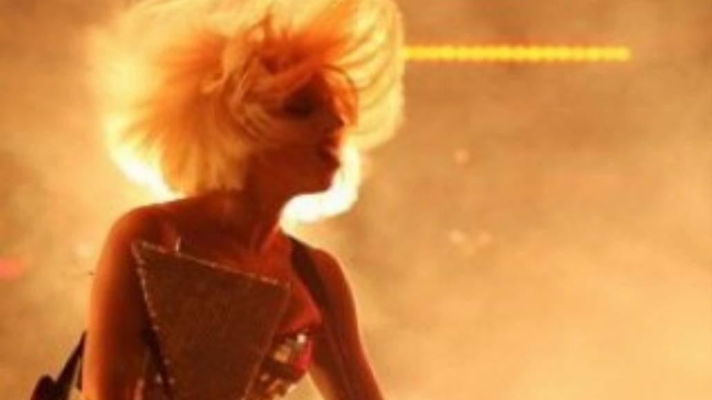 Lady Gaga zwymiotowała na scenie!