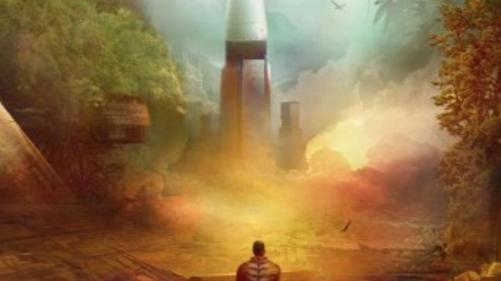 Unikalna wizja świata po katastrofie atomowej