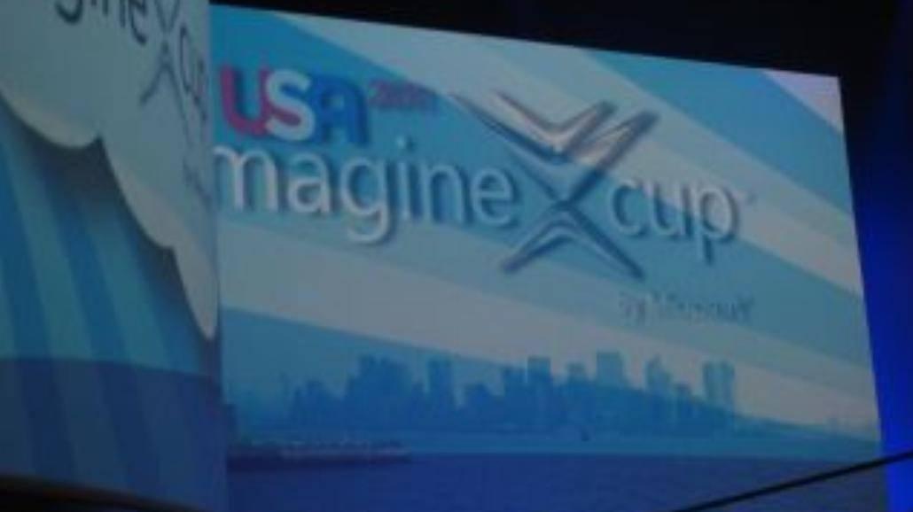 Na drodze do światowych finałów Imagine Cup 2011