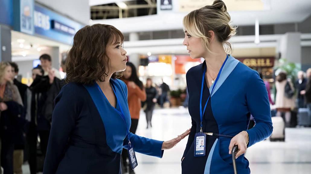 Stewardesa - recenzja odcinków 1-3