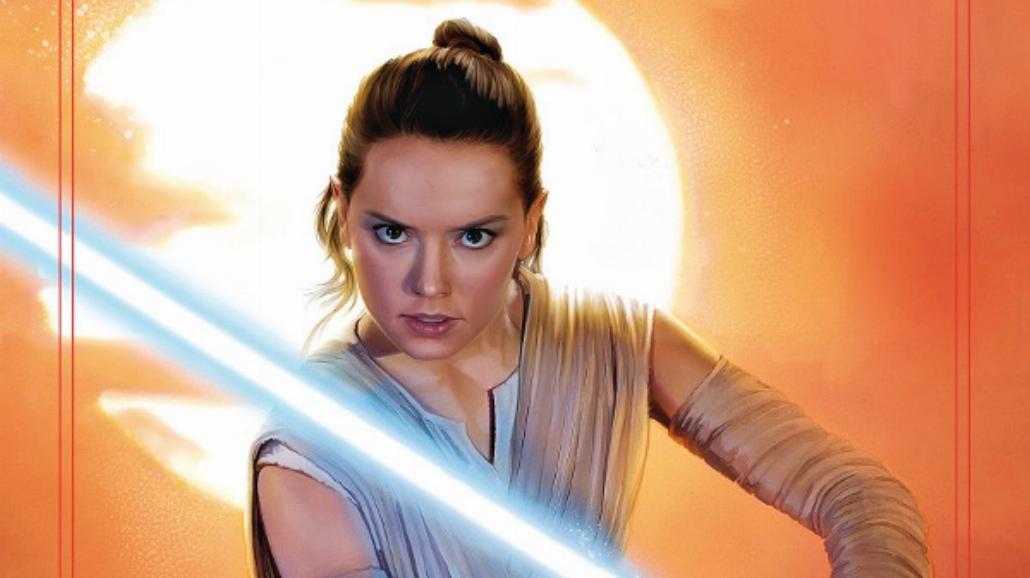 """""""Przebudzenie Mocy"""" i historia Rey w wersji książkowej"""