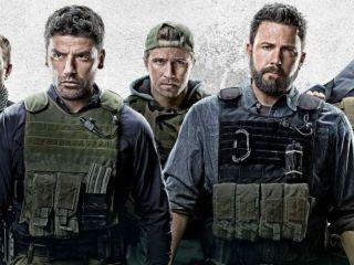 Potrójna granica - recenzja - Netflix, film, opinia, ocena, 2019
