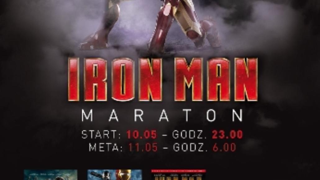 Helios organizuje Noc z Iron Manem